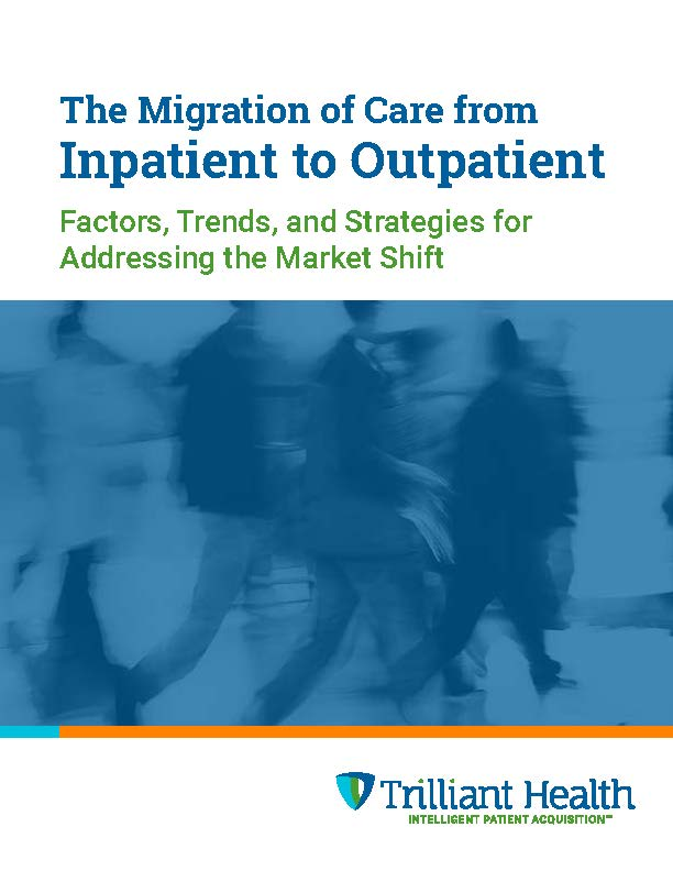 Migration from Inpatient to Outpatient